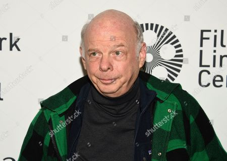 "Wallace Shawn attends the ""Marriage Story"" premiere during the 57th New York Film Festival at Alice Tully Hall, in New York"