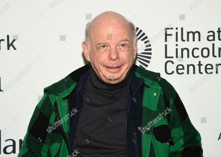 """Stock Picture of Wallace Shawn attends the """"Marriage Story"""" premiere during the 57th New York Film Festival at Alice Tully Hall, in New York"""