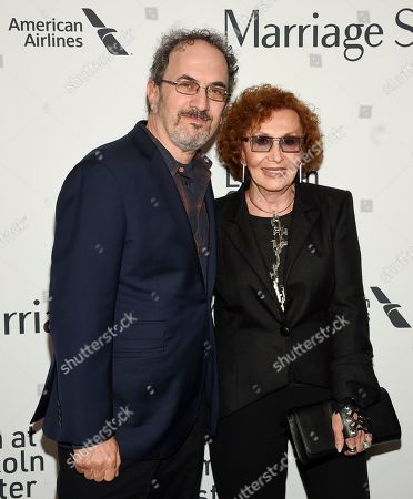 """Editorial image of 2019 NYFF - """"Marriage Story"""" Premiere, New York, USA - 04 Oct 2019"""
