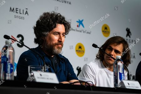 Editorial picture of '4x4' press conference, Sitges International Film Festival, Spain - 04 Oct 2019