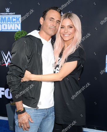 Maria Menounos and husband Keven Undergaro