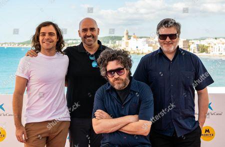 Juan Lanzani, Mariano Cohn and cast