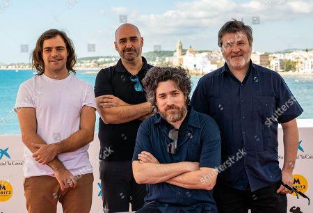 Juan Lanzini, Mariano Cohn and cast