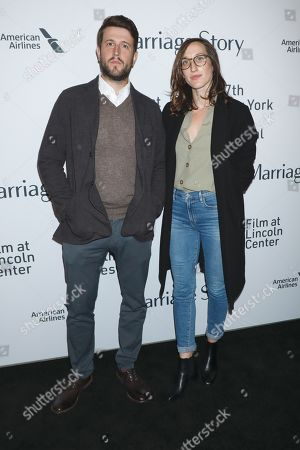 Stock Picture of Craig Shilowich (Exec. Producer), Jade Healy (Production Designer)