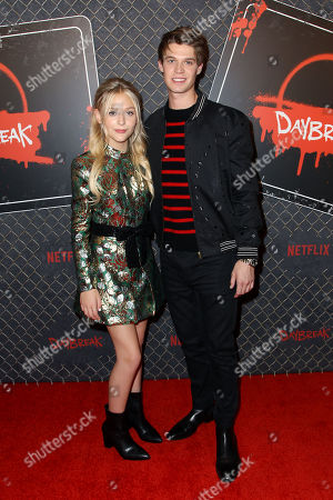 Alyvia Alyn Lind, Colin Ford