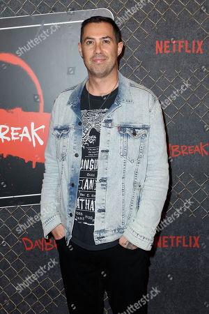 Editorial image of NYCC: Daybreak: A New Netflix Series Premiere and Panel Event, New York, USA - 04 Oct 2019