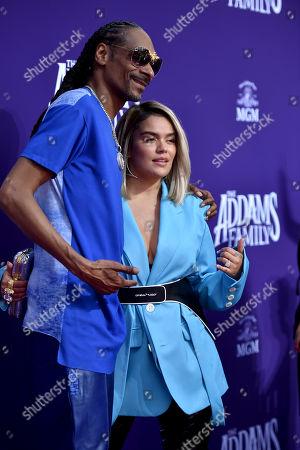 Snoop Dogg and Karol G