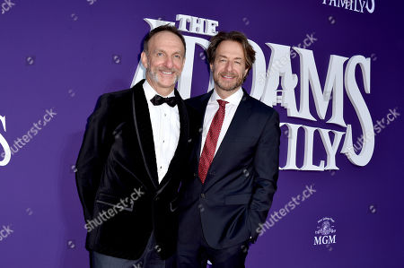 Michael Danna and Jeff Danna