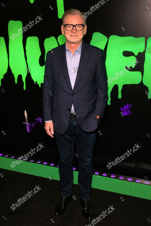 """Warren Littlefield attends Hulu's """"Huluween"""" television program lineup celebration during New York Comic Con at Huluween HQ, in New York"""