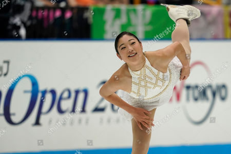 Nagasu of the United States performs her women's free skating routine during Japan Open figure skating team competition at Saitama Super Arena in Saitama. Mirai Nagasu of the United States performs her women's free skating routine during the Japan Open figure skating team competition at the Saitama Super Arena in Saitama, Japan