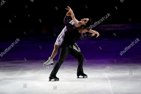Editorial picture of Open Figure Skating, Saitama, Japan - 05 Oct 2019