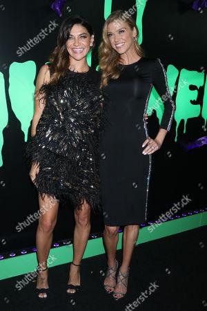 Jessica Szohr and Adrianne Palicki