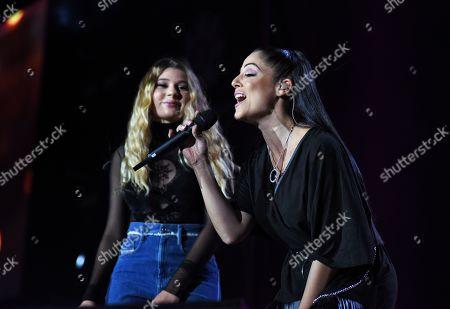 Editorial photo of Mediterranean Stars Festival, Radio Italia Live, The Granaries Floraiana, Malta - 04 Oct 2019