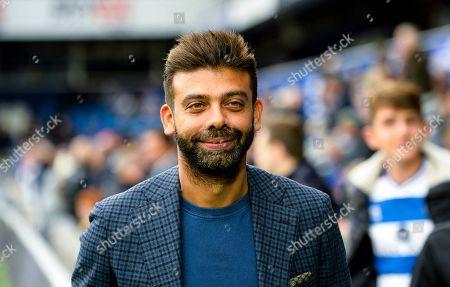 Amit Bhatia QPR Chairman