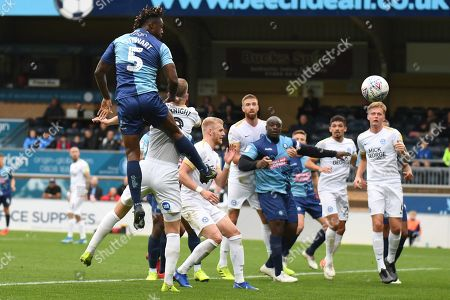 Editorial image of Wycombe Wanderers v Peterborough United, EFL Sky Bet League 1 - 05 Oct 2019