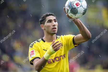 Editorial picture of SC Freiburg vs Borussia Dortmund, Germany - 05 Oct 2019