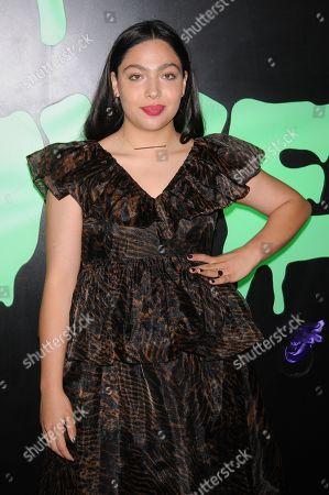 Stock Photo of Allegra Acosta