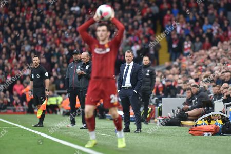 Editorial image of Liverpool v  Leicester City, Premier League, Football, Anfield, UK, 5.10.2019