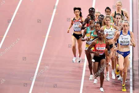 Editorial photo of Athletics Worlds, Doha, Qatar - 05 Oct 2019