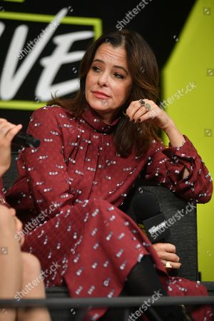 Editorial image of Netflix's 'Lost In Space' TV show panel, New York Comic Con, USA - 05 Oct 2019
