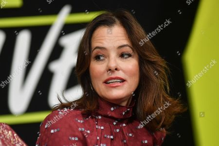 Editorial photo of Netflix's 'Lost In Space' TV show panel, New York Comic Con, USA - 05 Oct 2019