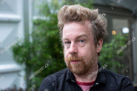 Stock Image of Kevin Barry