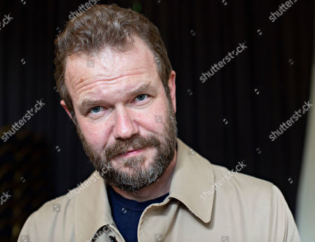 Stock Photo of LBC Radio presenter James O'Brien