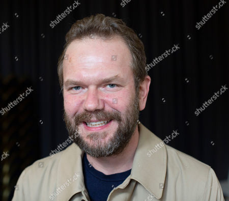 Stock Image of LBC Radio presenter James O'Brien