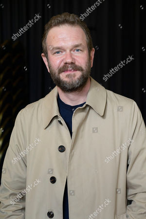 Stock Picture of LBC Radio presenter James O'Brien