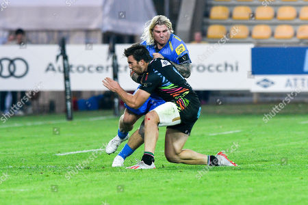 Editorial image of Zebre v Dragons - Guinness PRO14 - 05 Oct 2019