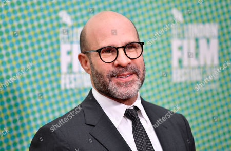 Scott Z Burns attends the European Premiere of 'The Report' in Embankment Garden Cinema in London, Britain, 05 Octoâ??ber 2019. The 2019 BFI London Film Festival runs from 02 to 13 October.