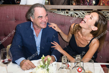 Editorial picture of Tommy Hilfiger dinner at Restaurant Razzia, Inside, Zurich, Switzerland - 04 Oct 2019