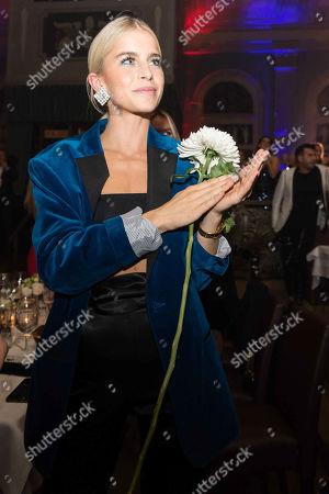 Editorial image of Tommy Hilfiger dinner at Restaurant Razzia, Inside, Zurich, Switzerland - 04 Oct 2019