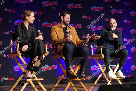 Editorial photo of Amazon Prime's 'Tom Clancy's Jack Ryan' TV show panel, New York Comic Con, USA - 05 Oct 2019