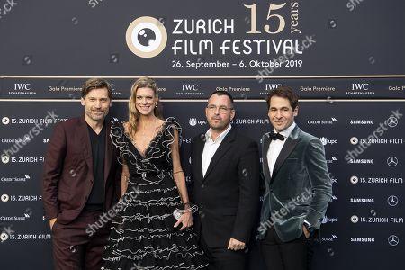 Editorial image of 15th Zurich Film Festival, Switzerland - 05 Oct 2019