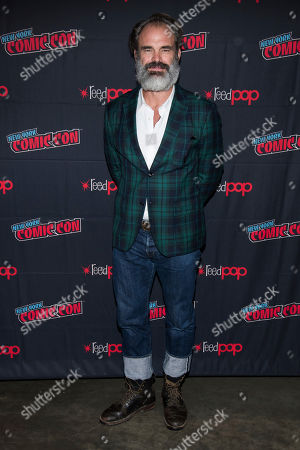 "Steven Ogg attends New York Comic Con to promote TNT's ""Snowpiercer"" at the Hammerstein Ballroom, in New York"