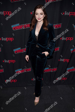 Editorial picture of 2019 Comic Con - Day 3, New York, USA - 05 Oct 2019