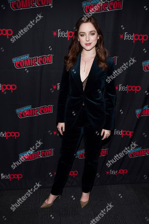 Editorial photo of 2019 Comic Con - Day 3, New York, USA - 05 Oct 2019