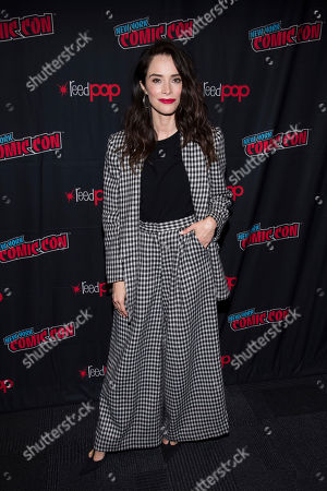 Editorial image of 2019 Comic Con - Day 3, New York, USA - 05 Oct 2019
