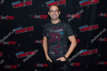 Editorial picture of 2019 Comic Con - Day 2, New York, USA - 04 Oct 2019
