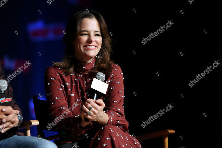 Editorial picture of NYCC: Netflix Presents: Lost In Space Panel, New York, USA - 05 Oct 2019