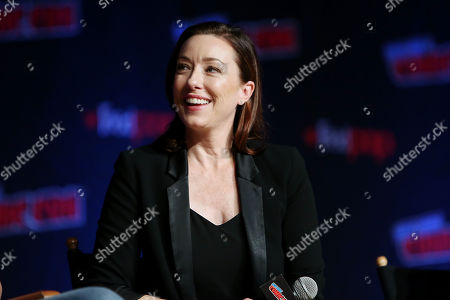Stock Picture of Molly Parker