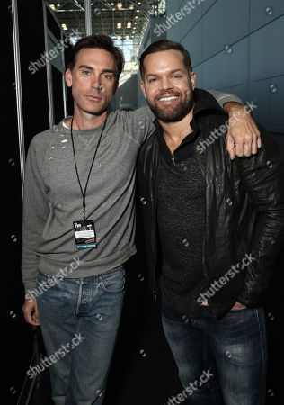 Drew Fuller and Wes Chatham