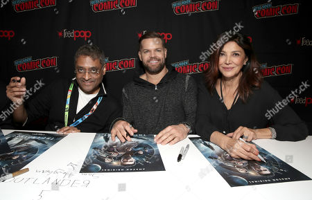 Editorial image of Amazon Prime's 'The Expanse' TV shows panel, New York Comic Con, USA - 05 Oct 2019