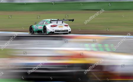 Stock Picture of 05.10.2019, Hockenheimring, Hockenheim, DTM 2019, Hockenheimring,04.10. - 06.10.2019 ,  Nico Mueller (CHE#51), Audi Sport Team Abt Sportsline
