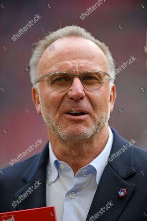 Editorial photo of Football: Germany, 1. Bundesliga, München - 05 Oct 2019