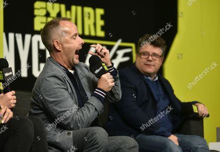 Editorial photo of 'Hobbit Reunion' panel, New York Comic Con, USA - 05 Oct 2019