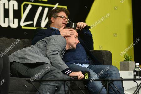 Billy Boyd and Sean Astin