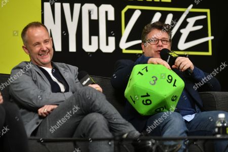 Editorial picture of 'Hobbit Reunion' panel, New York Comic Con, USA - 05 Oct 2019