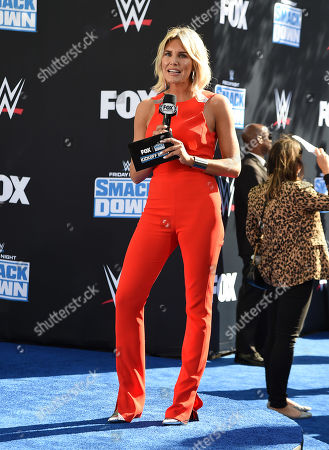 Editorial picture of WWE 20th Anniversary Celebration, Staples Center, Los Angeles, USA - 04 Oct 2019